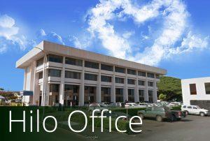 Visit Dr. Berg in Hilo